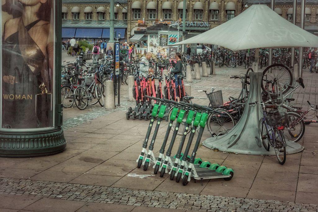 E-Scooter Verleih Schweiz
