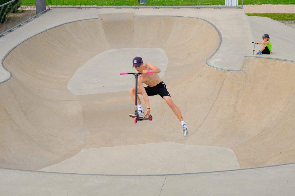 Kickboard Skatepark